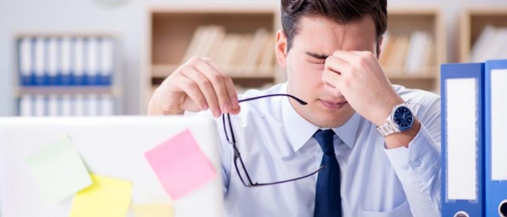 Detecta los síntomas del estrés y evita enfermedades