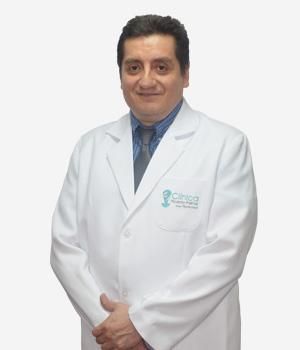 Dr. Armando Gonzalo Caceres Araujo