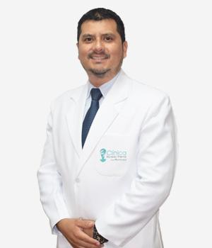 Dr. Roy Carlos Arangoytia Arias