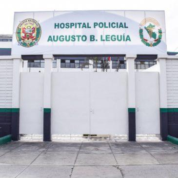 Hospital Augusto b Leguía