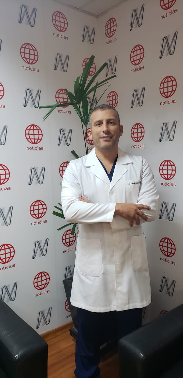 Dr. Antonio Lahoud Velaochaga