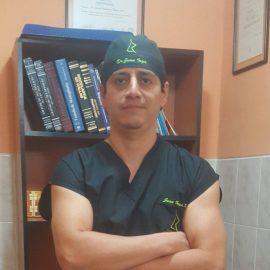 Dr. Juan Miguel Inga Pérez