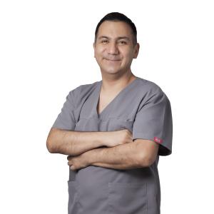 Dr. Eduardo Alfredo Zegarra de la Barra